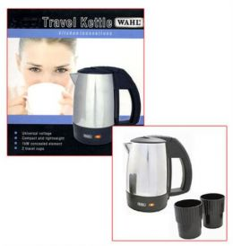 wahl travel kettle