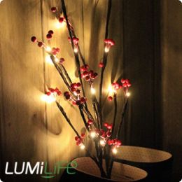 lumify brown branch light