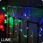 LED Multifunction Festive String Lights (153pcs) - In & Outdoor - 5m