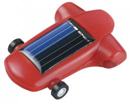 Solar Mini Racer - Red