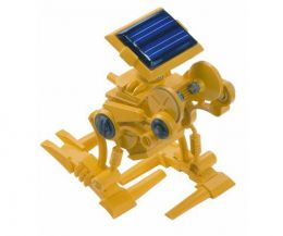 Mini Robot solar powered model kit