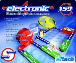 Electronic teaching kit C159