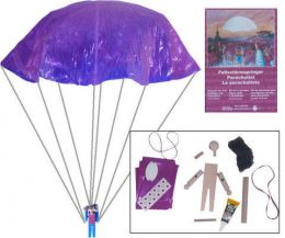 Make Your Own Parachutist